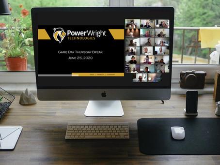 Virtual Access = Virtual Fun at PowerWright