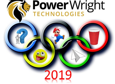PowerWright Hosts the 2019 Office Olympics