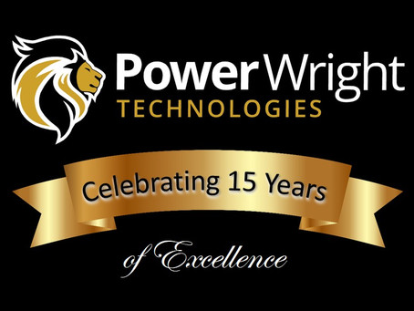 PowerWright Celebrates 15 Years of Excellence