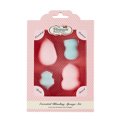 Essential Blending Sponge Set (Pink)