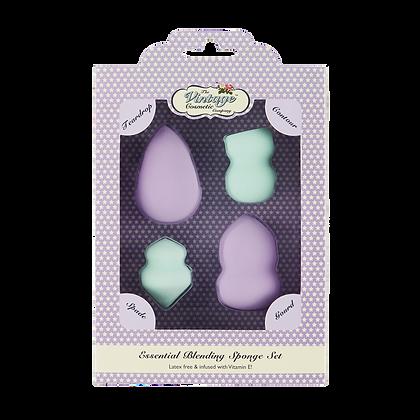 Essential Blending Sponge Set (Purple)