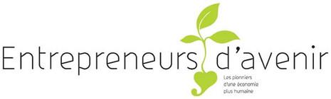 Nous faisons partie du réseau des Entrepreneurs d'Avenir
