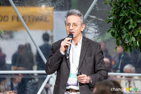 Deux conférences données au salon ChangeNow 2020