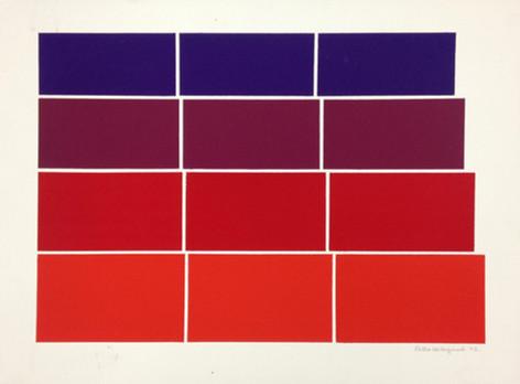 Graded steps [orange/red/purple]