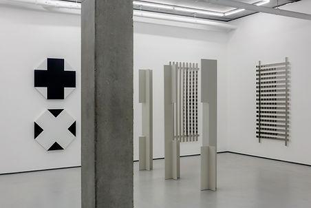 Lars Wolter sculpture, Rocket Gallery