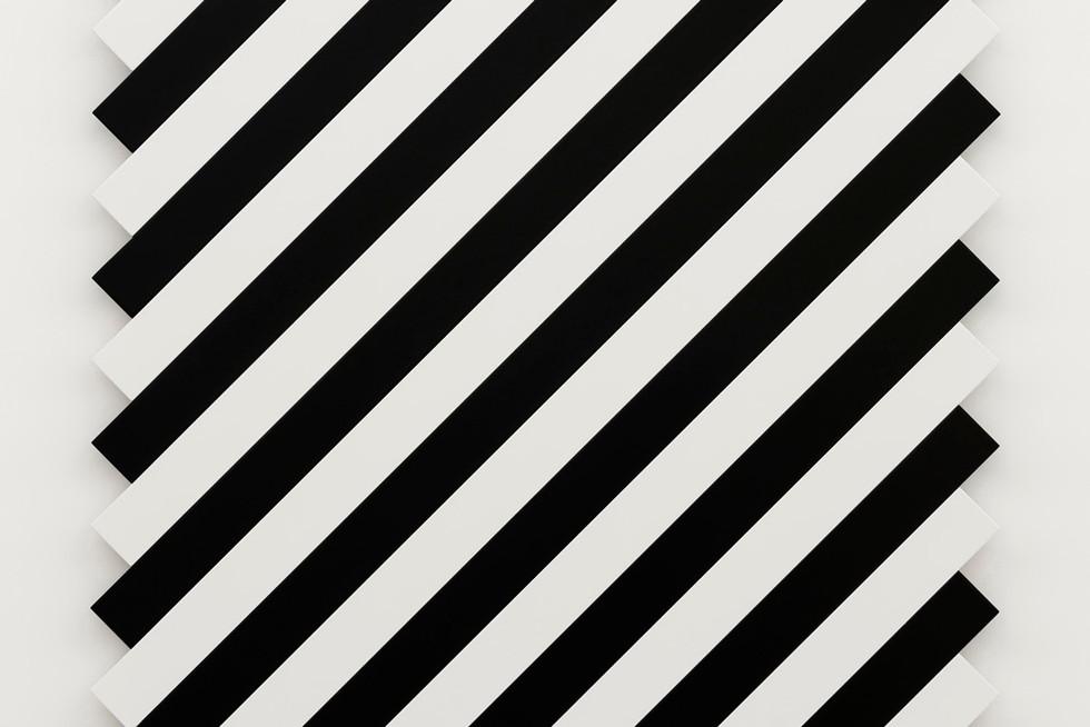 Lars Wolter | Black & white stripes 2