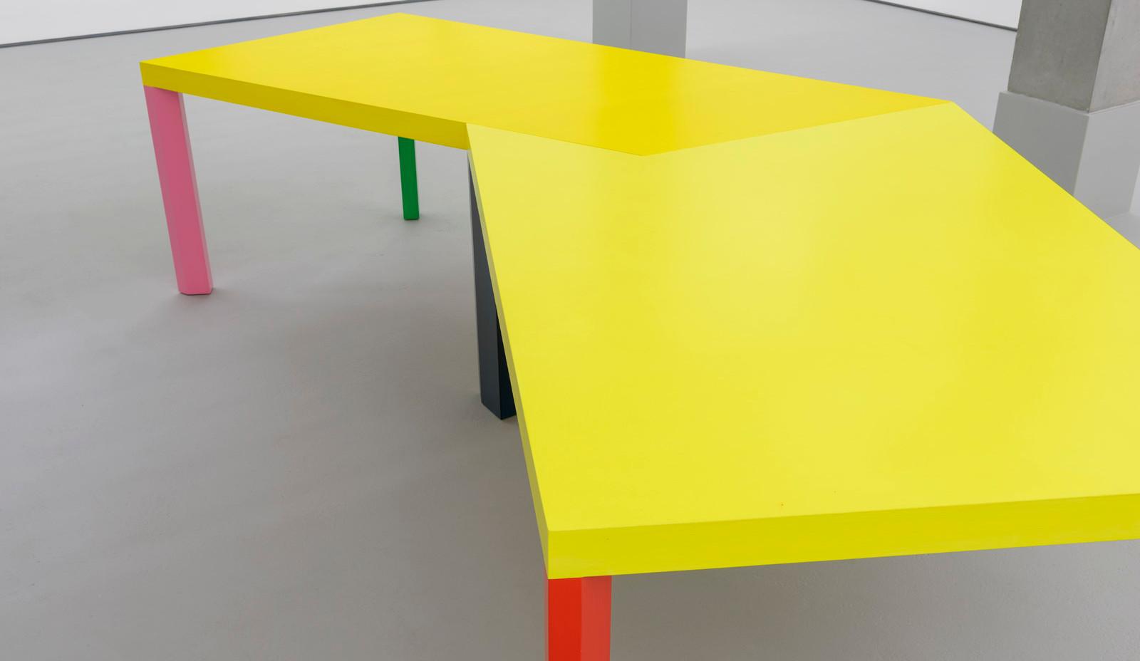 Imi Knoebel   Tisch   Table 3