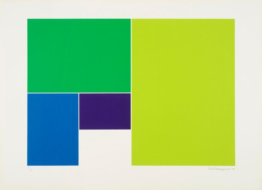 Colour sequence [green/blue/mauve]