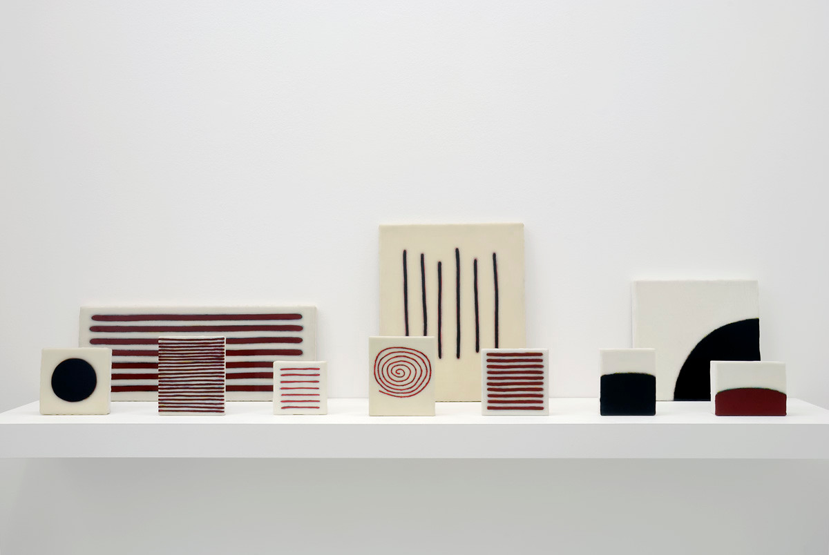 Shelf paintings