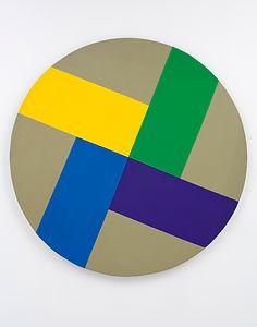Peter Hedegaard, painting, Rocket Gallery