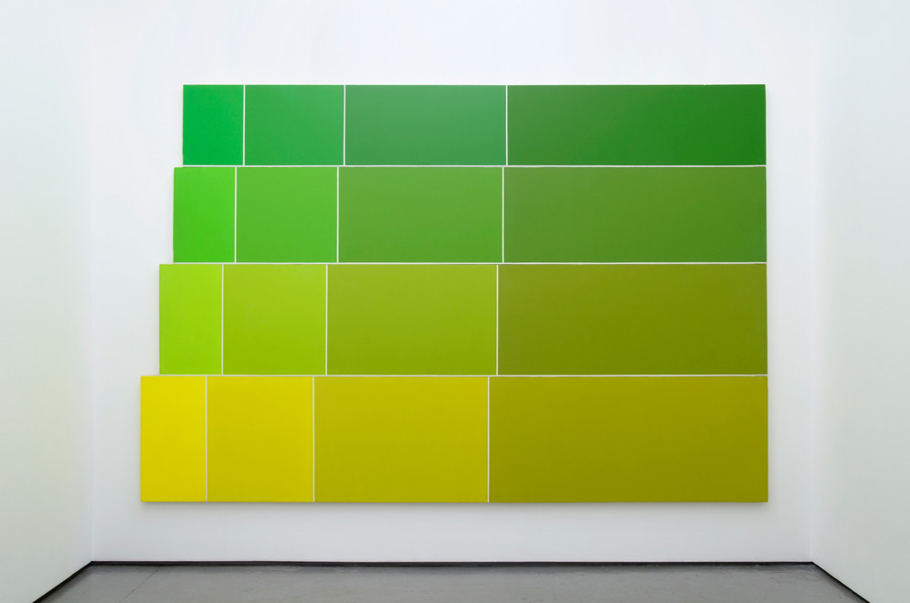 Peter Hedegaard | Green & yellow
