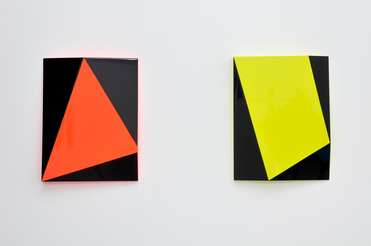 Lars Wolter | Cutoff – orange | yellow