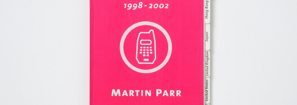 Martin Parr   The Phone Book