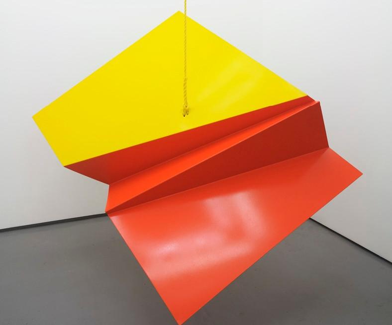 Foldeskulptur IV