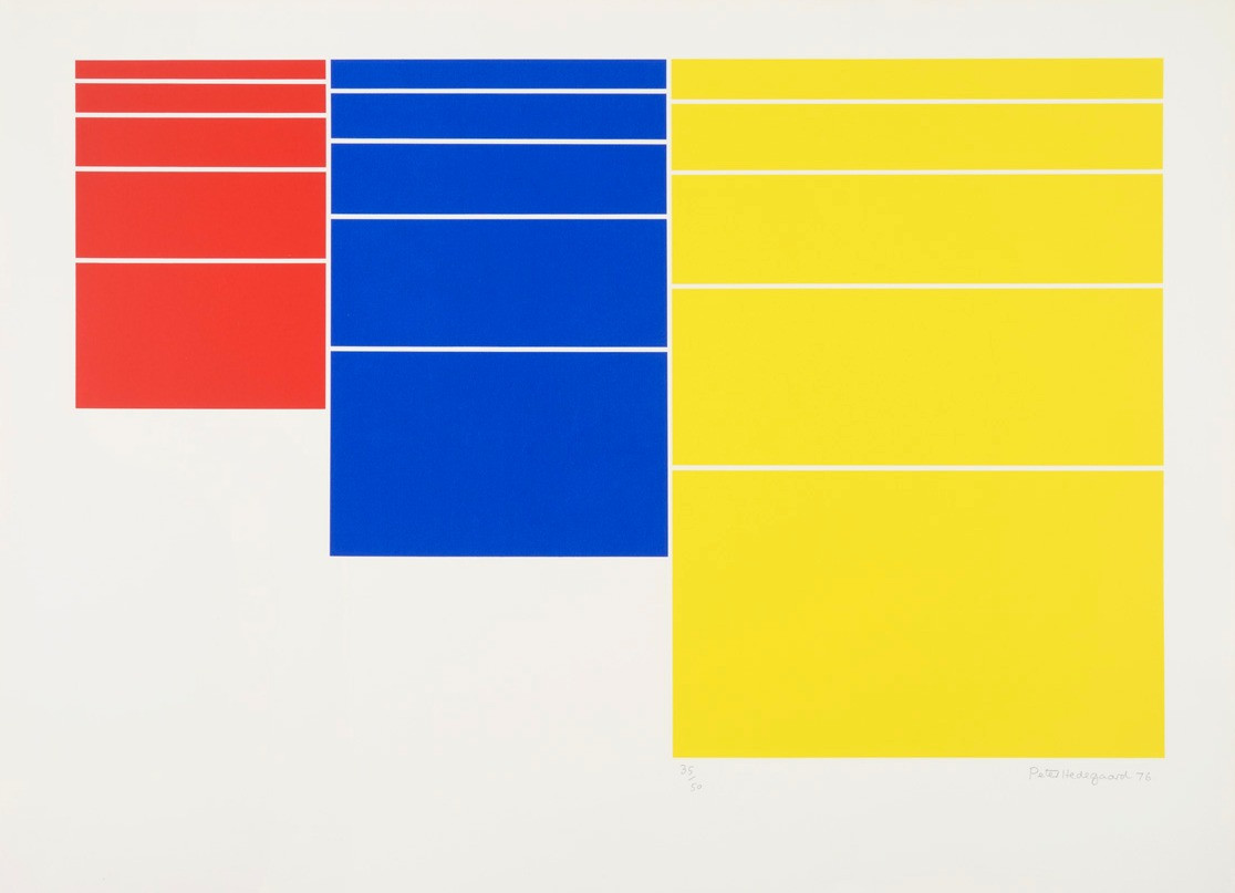 Rectangles [red to yellow]