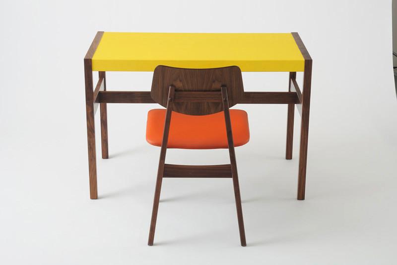 742 desk | C 275 side chair