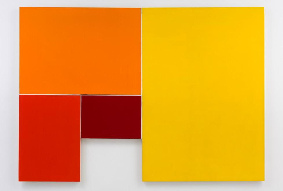 Colour sequence [yellow/orange]