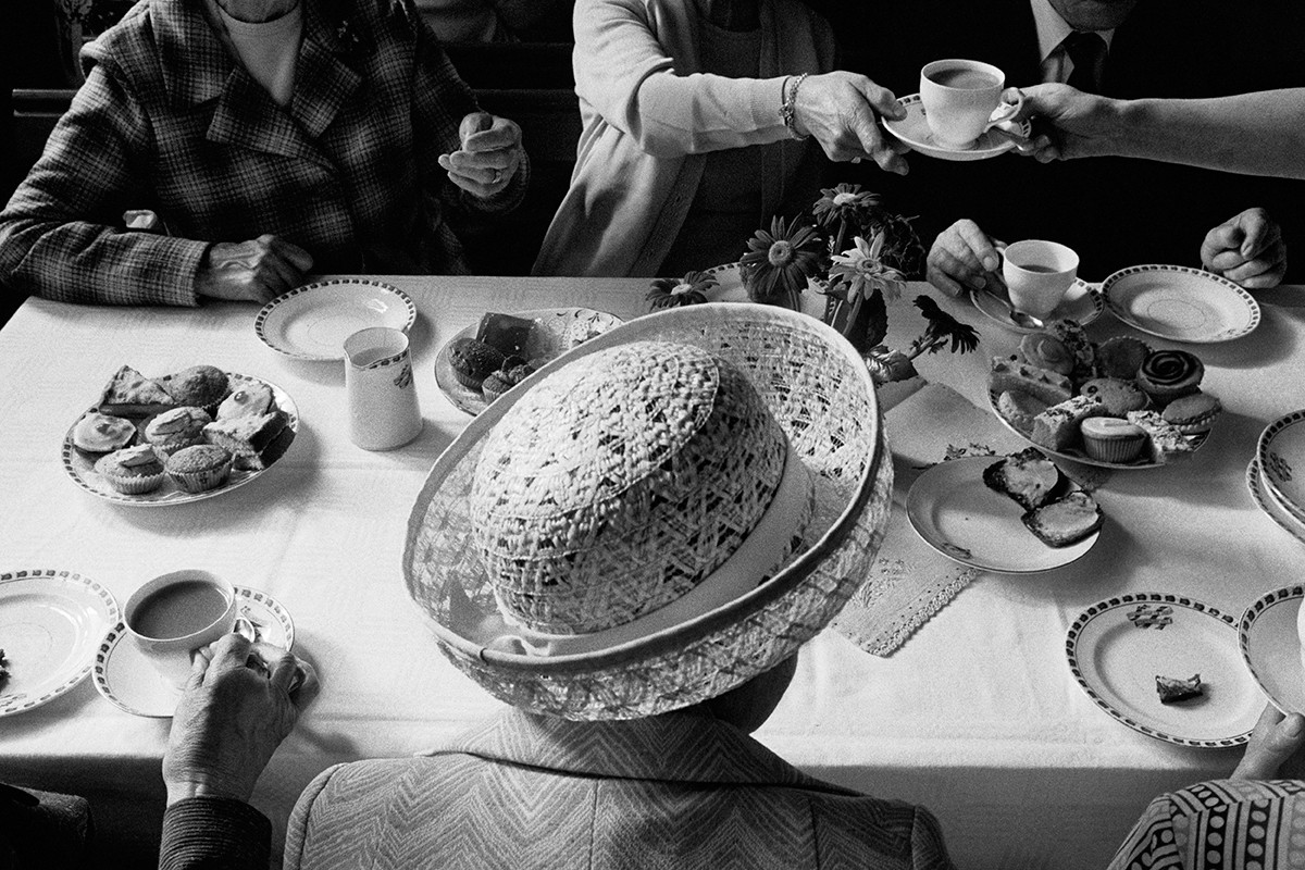 Martin Parr | Anniversary Tea