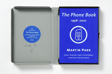 Martin Parr, The Phone Book, Rocket