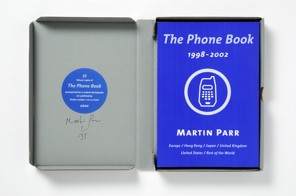 Martin Parr | The Phone Book