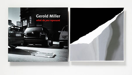 Gerold Miller collage Rocket Gallery