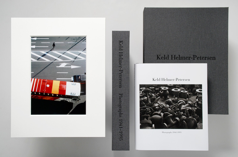 Keld Helmer-Petersen | Photographs 1934-1996
