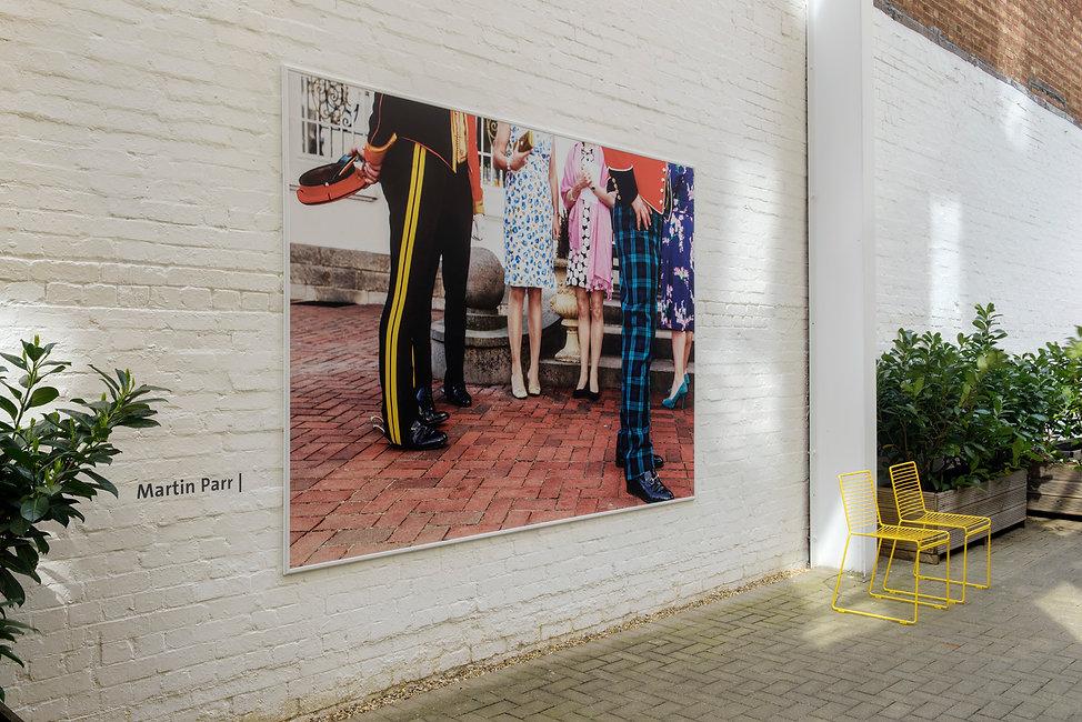 Martin Parr, Rocket Gallery, Hackney, Magnum Photos