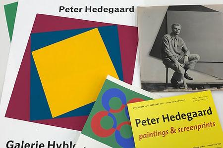 Peter Hedegaard, Chantal Condron, Nigel Prince, The Rocket Press