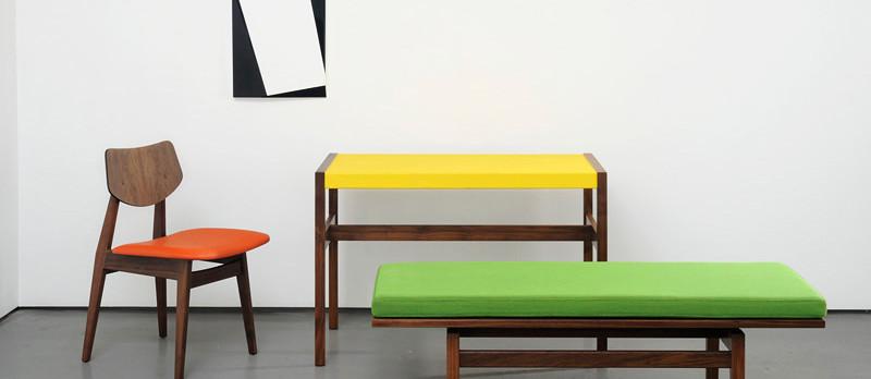 Risom furniture