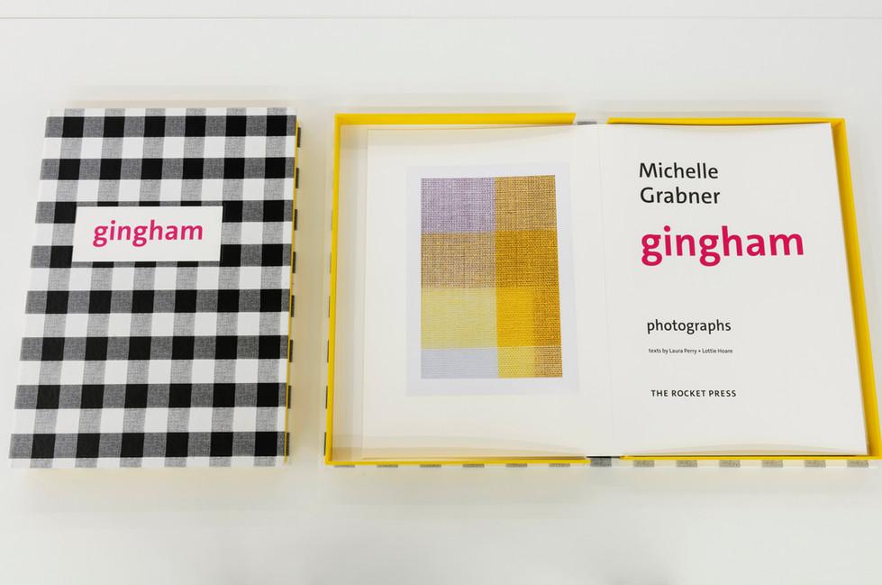 Michelle Grabner | gingham