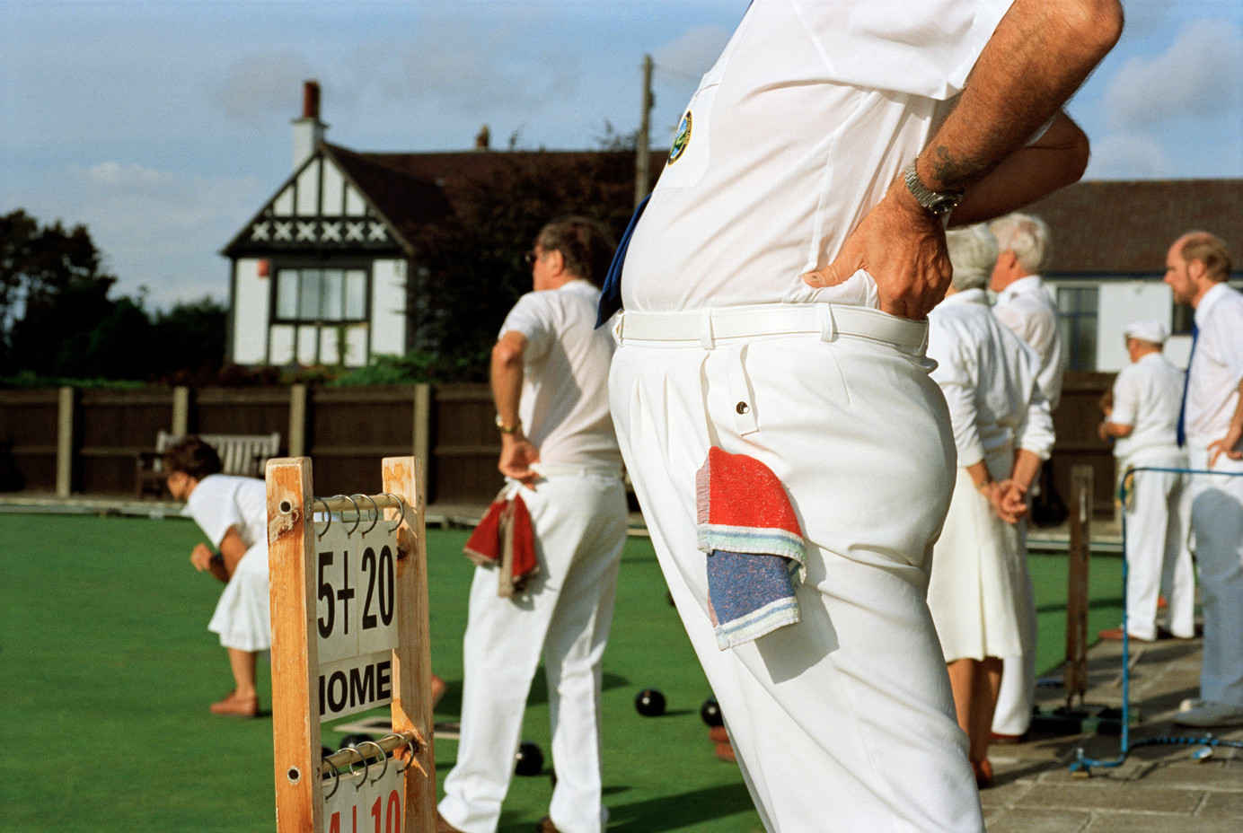Martin Parr | Think of England