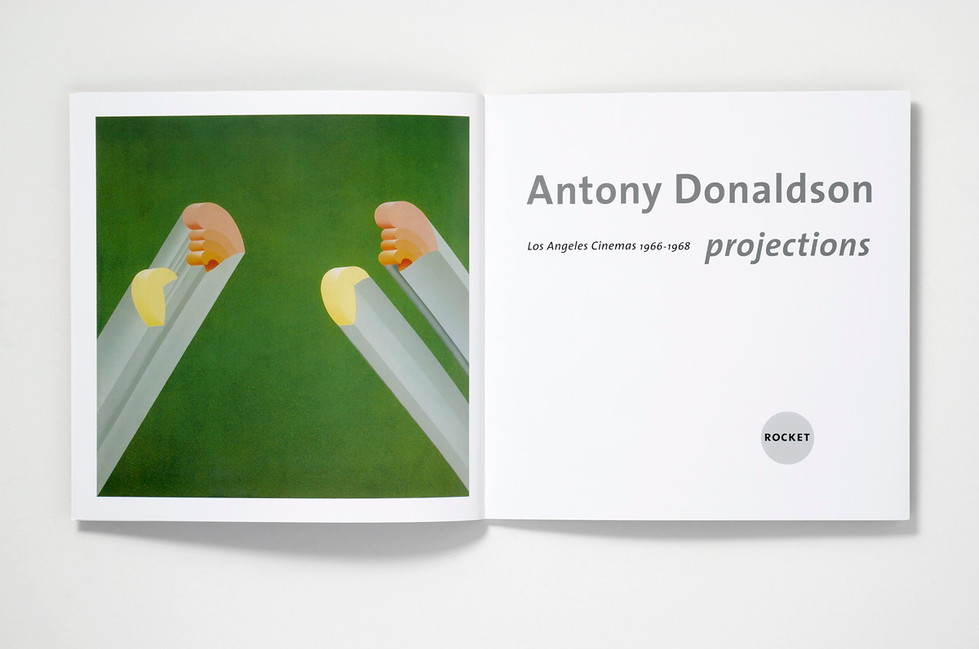 Antony Donaldson | projections