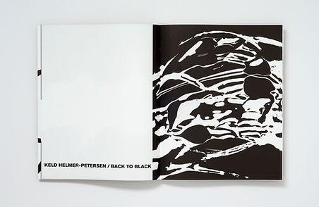Keld Helmer Petersen, Back to Black, photograph, Rocket
