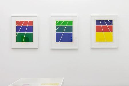 Peter Hedegaard, gouache, Rocket Gallery