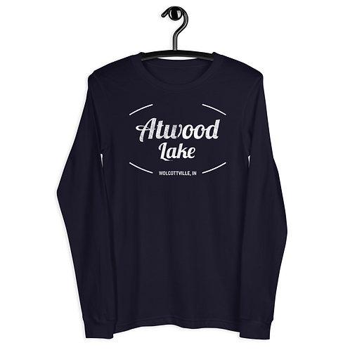 Atwood Lake Unisex Long Sleeve Tee