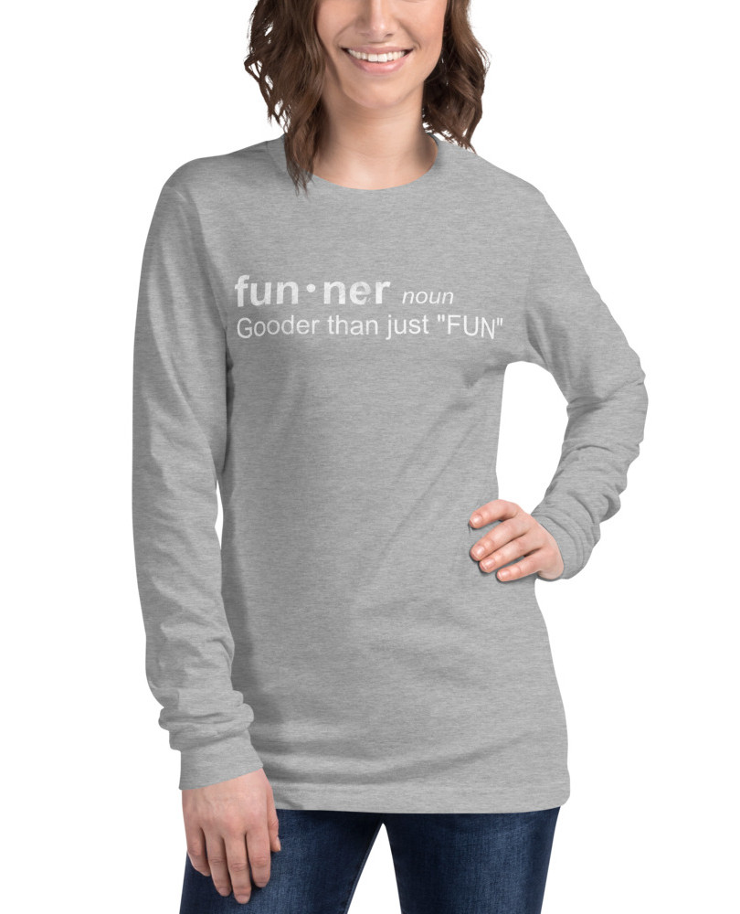 Funner_Noun_mockup_Front_Womens_Athletic
