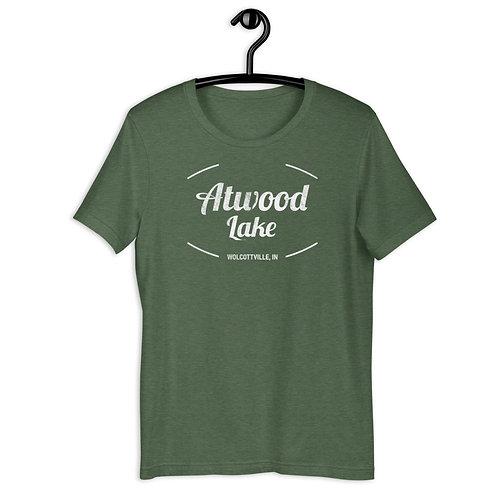 Customize It! Lake Short-Sleeve Unisex T-Shirt