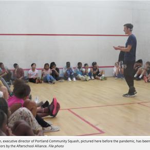 Portland Forecaster: Takesian Named 1 of 18 National Afterschool Ambassadors