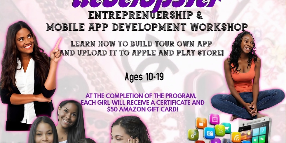 'developHer Career Empowerment Workshop