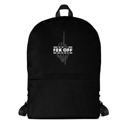 Fek Off Backpack