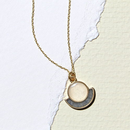 The Mini Moonrise Necklace