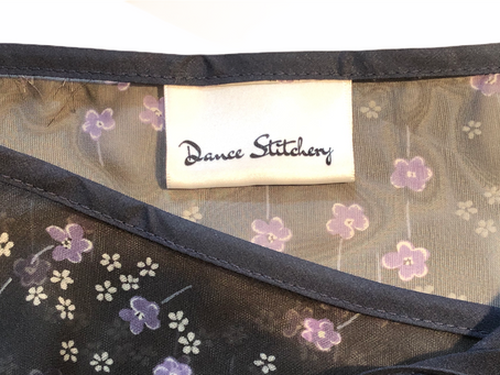 Dance Stitchery - Launched in Lockdown