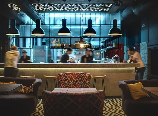4 Steps to Create a Great Renovation Design for a Restaurant