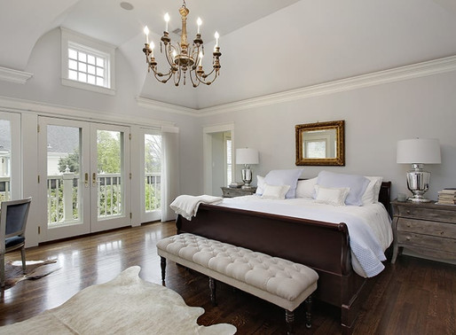 Transform Your Master Bedroom to Create a Luxury Suite