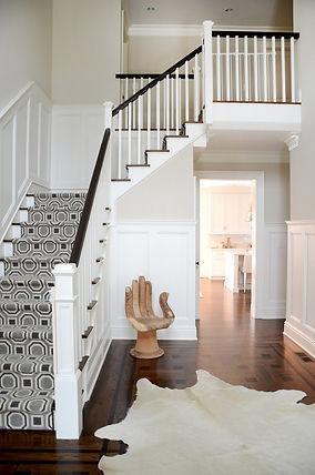 Staircase - patterned carpet runner.jpg