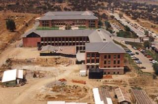 Construcción Campus