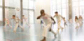 Cours de capoeira à Paris