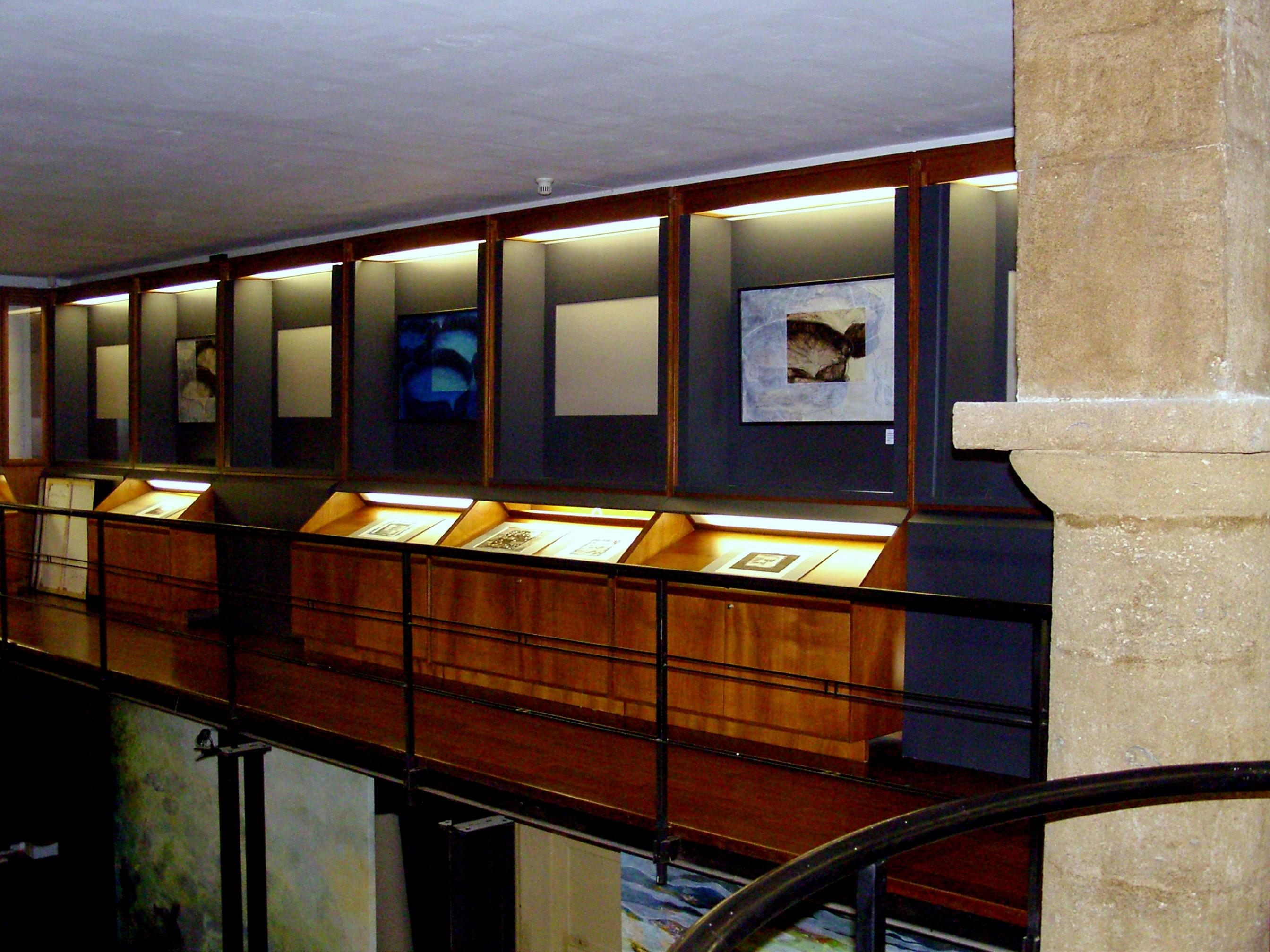 Mostra Orto botanico, Palermo, Sala Giuseppe e Voncenzo Tineo, 2010