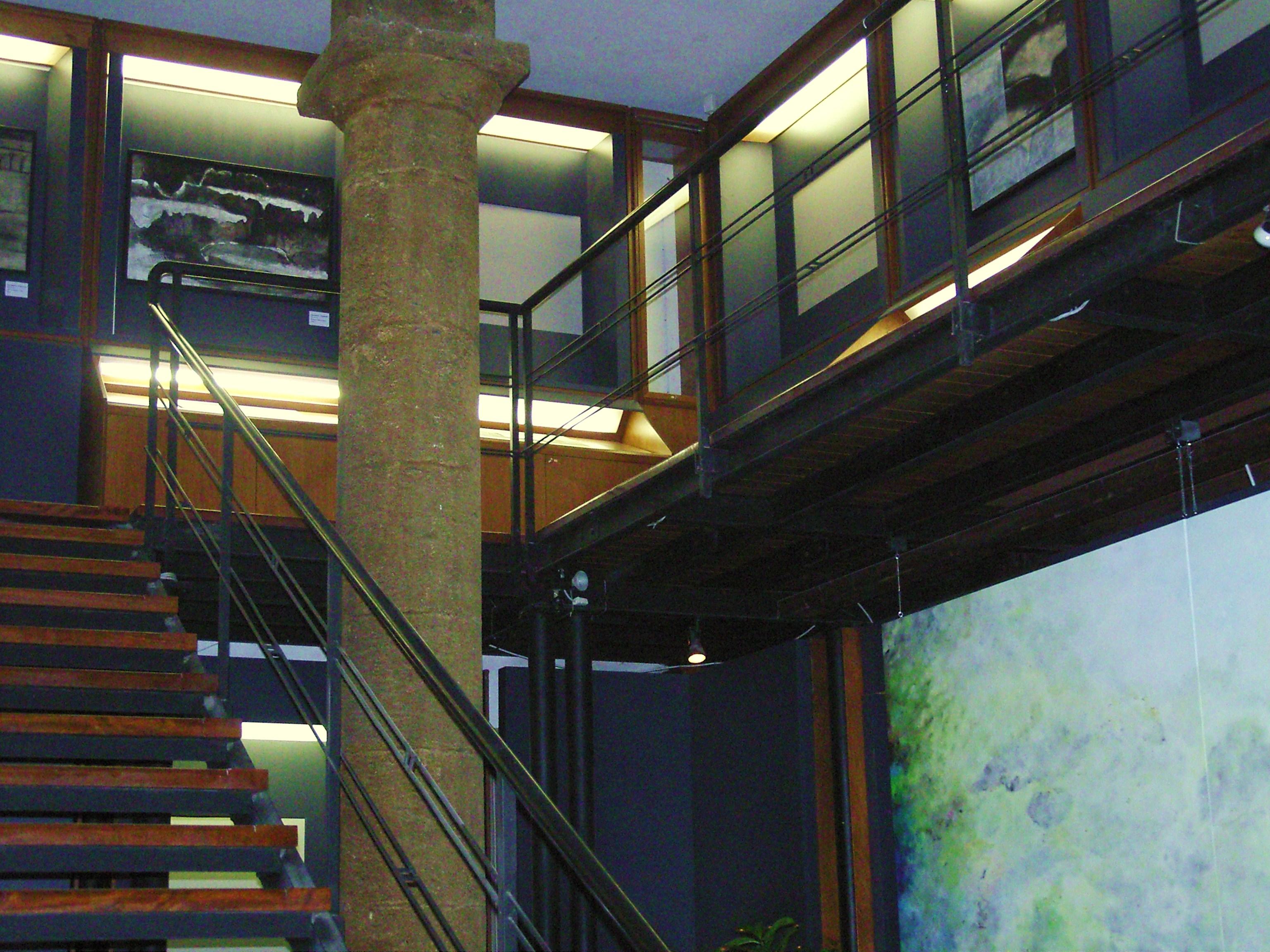 Mostra Orto botanico, Palermo, Sala Giuseppe e Vincenzo Tineo,2010