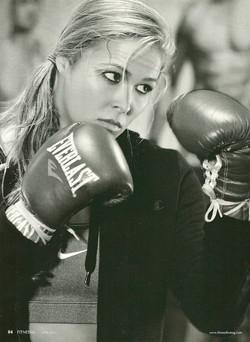 Ronda Rousey Women's Fitness
